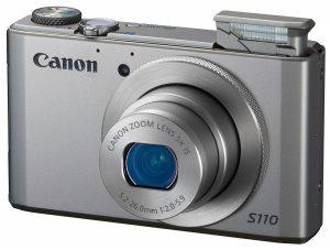 Canon デジタルカメラ PowerShot S110